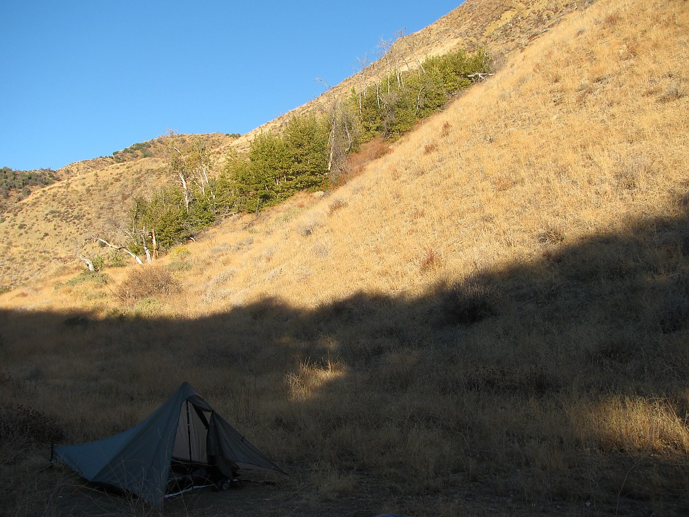photo: Tarptent Contrail three-season tent