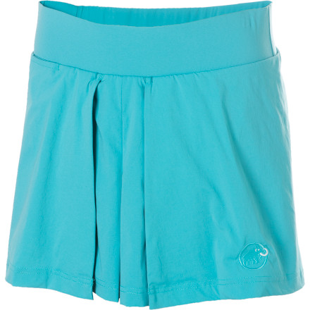 photo: Mammut Refine Skort hiking skirt