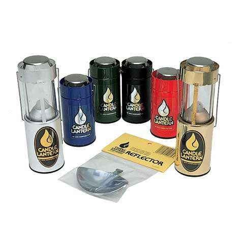 photo: Liberty Mountain Candle Lantern fuel-burning lantern