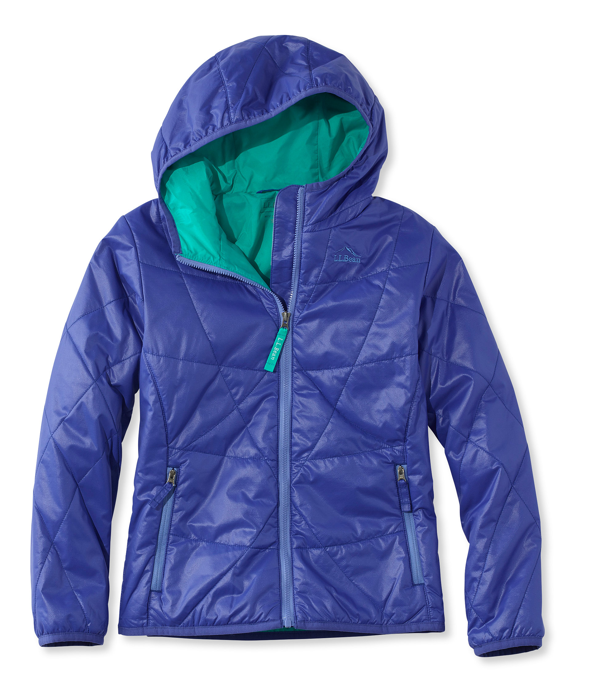 L.L.Bean Puff-N-Stuff Jacket