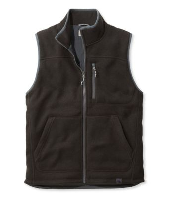 L.L.Bean Sweater Fleece PrimaLoft Vest