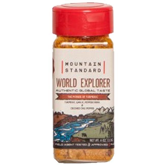 photo: Backpacker's Pantry Mountain Standard World Explorer Spice Blend snack/side dish