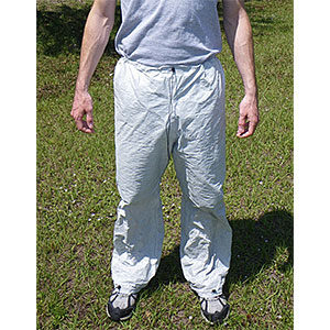 Zpacks Waterproof Breathable Cuben Fiber Rain Pants