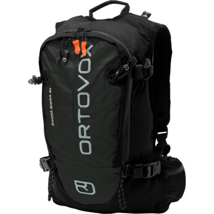 photo: Ortovox Cross Rider 22 winter pack