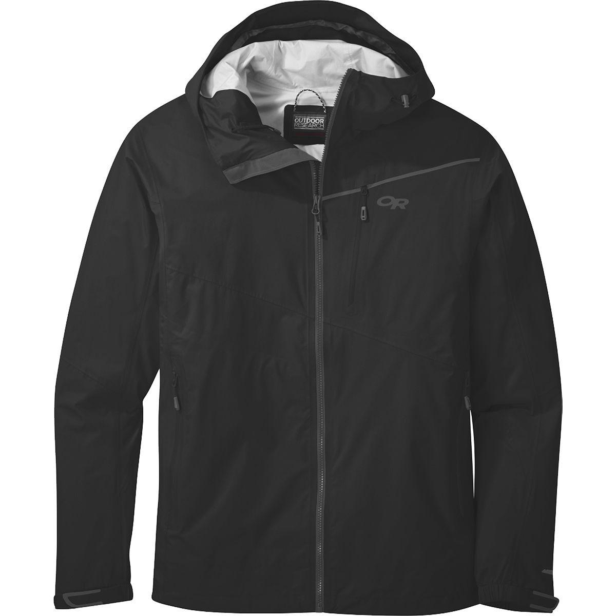 photo: Outdoor Research Men's Interstellar Jacket waterproof jacket