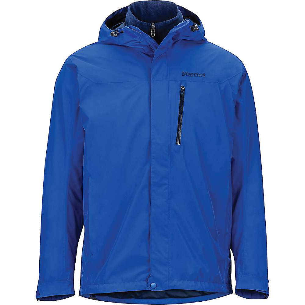 photo: Marmot Men's Ramble Component Jacket component (3-in-1) jacket