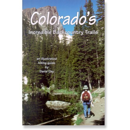 photo:   Colorado's Incredible Backcountry Trails us mountain states guidebook