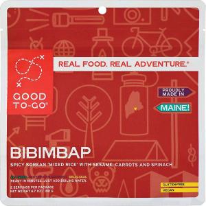 photo: Good To-Go Bibimbap vegetarian entrée