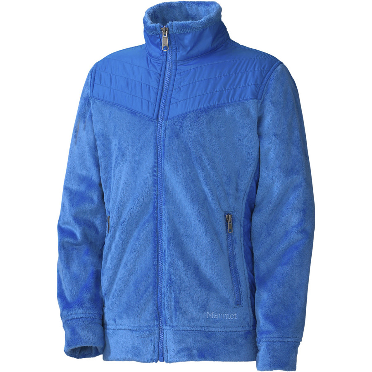 photo: Marmot High Loft Tech Sweater fleece jacket