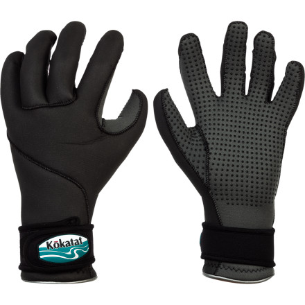 photo: Kokatat Neoprene Heavy Weight Hand Jacket paddling glove