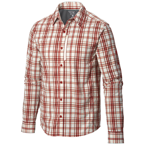 Mountain Hardwear Seaver Tech Long Sleeve Shirt