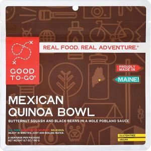 Good To-Go Mexican Quinoa Bowl