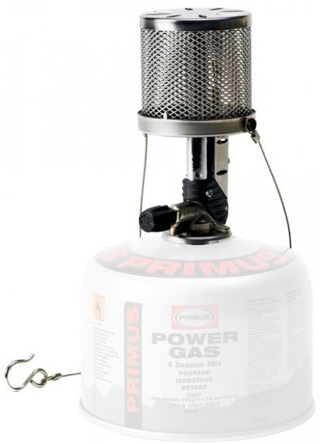 photo: Primus Micron Lantern fuel-burning lantern