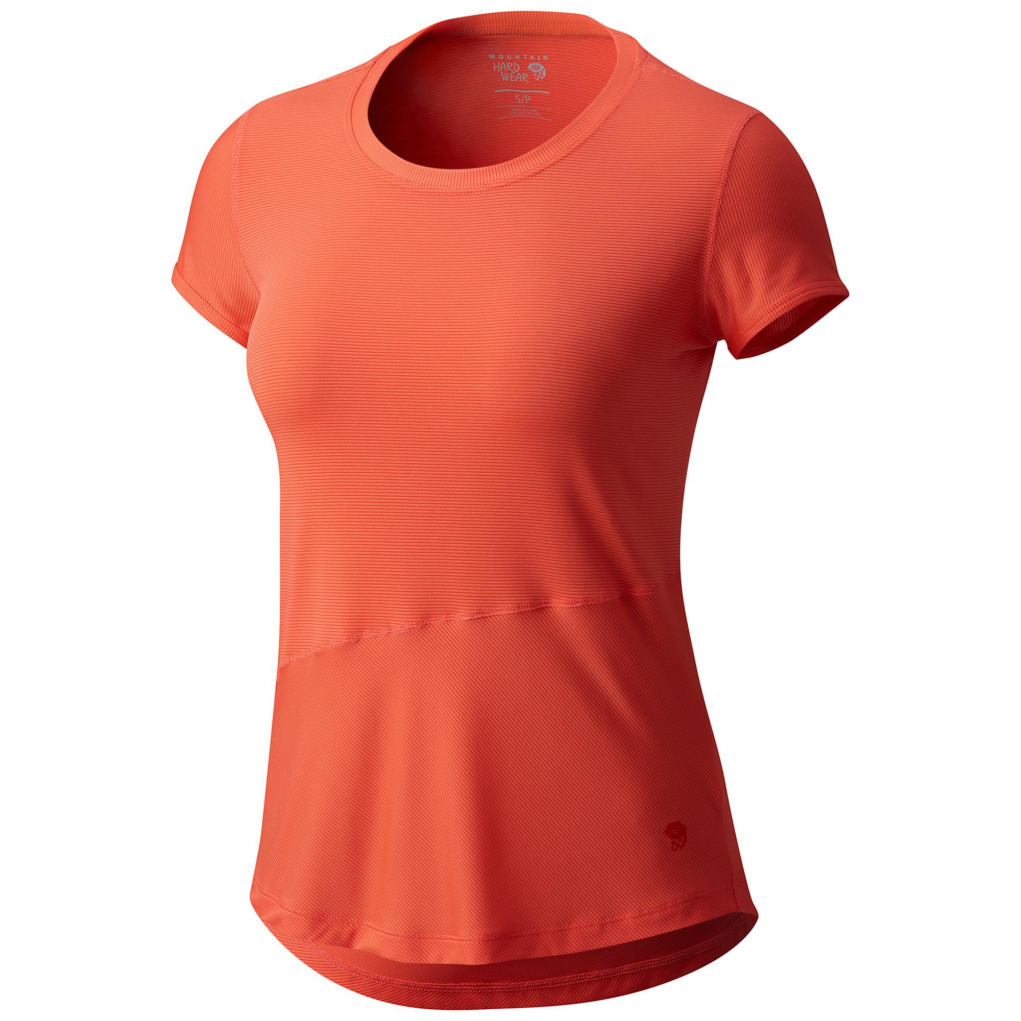 photo: Mountain Hardwear Women's Wicked Lite Short Sleeve T short sleeve performance top
