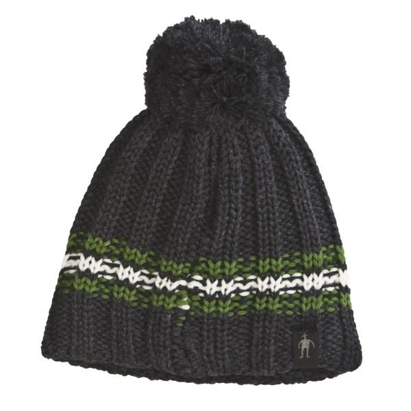 photo: Smartwool Kids' Roundabout Hat winter hat