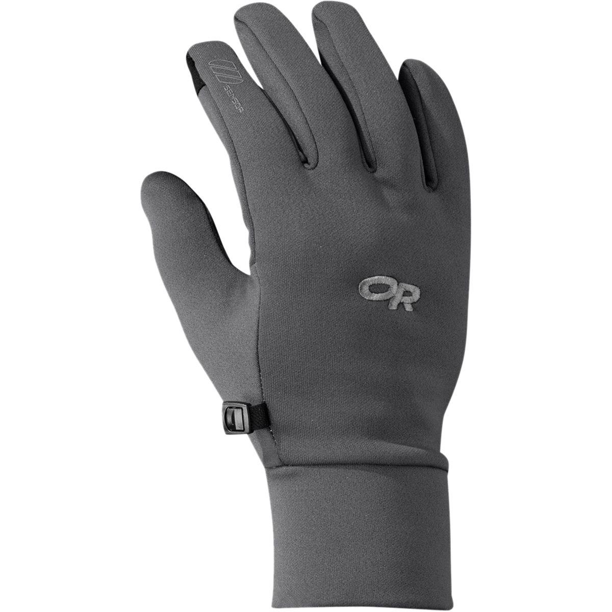 photo: Outdoor Research PL 100 Sensor Gloves fleece glove/mitten
