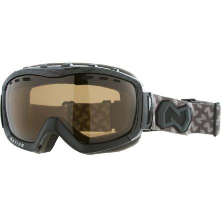 photo: Native Eyewear Kicker goggle