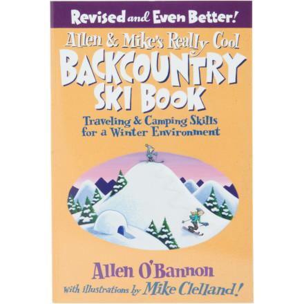 photo: Falcon Guides Allen & Mike's Really Cool Backcountry Ski Book backcountry ski book