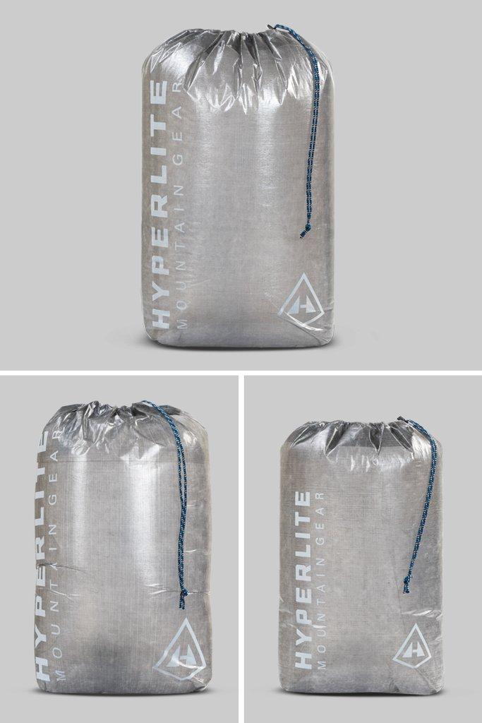 photo: Hyperlite Mountain Gear CF11 Cuben Fiber Stuff Sack stuff sack