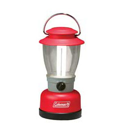 photo: Coleman 4D Classic Personal Size Lantern battery-powered lantern
