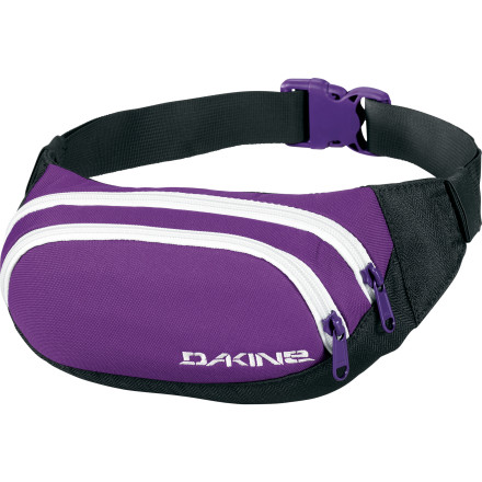 photo: DaKine Women's Hip Pack lumbar/hip pack