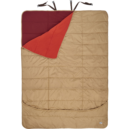 photo: Kelty Shindig Blanket top quilt
