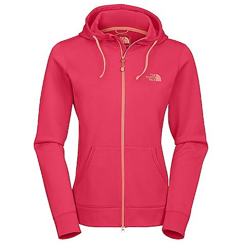 photo: The North Face Women's Surgent Full Zip Hoodie fleece jacket
