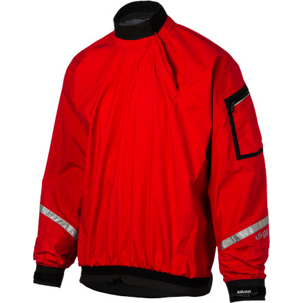 photo: Kokatat Men's Gore-Tex Action Jacket long sleeve paddle jacket
