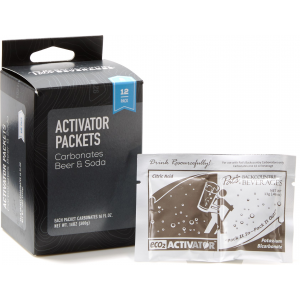 Pat's Backcountry Beverages Activator Packets