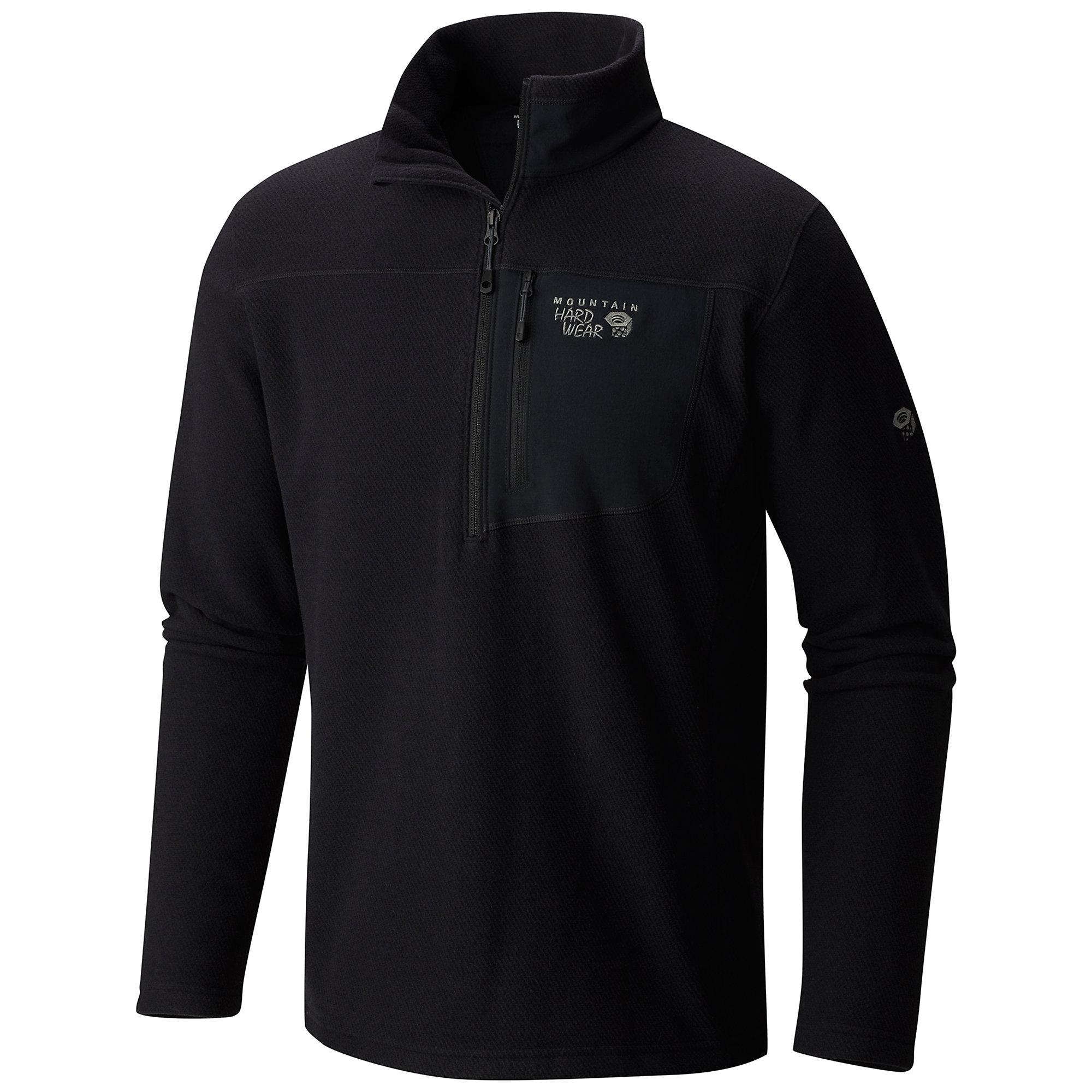 Mountain Hardwear Toasty Twill Fleece 1/2 Zip