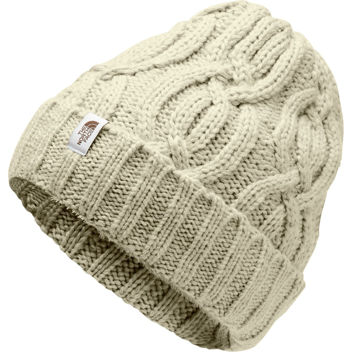 photo: The North Face Girls' Cable Minna Beanie winter hat
