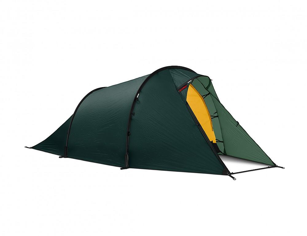 photo: Hilleberg Nallo 2 four-season tent