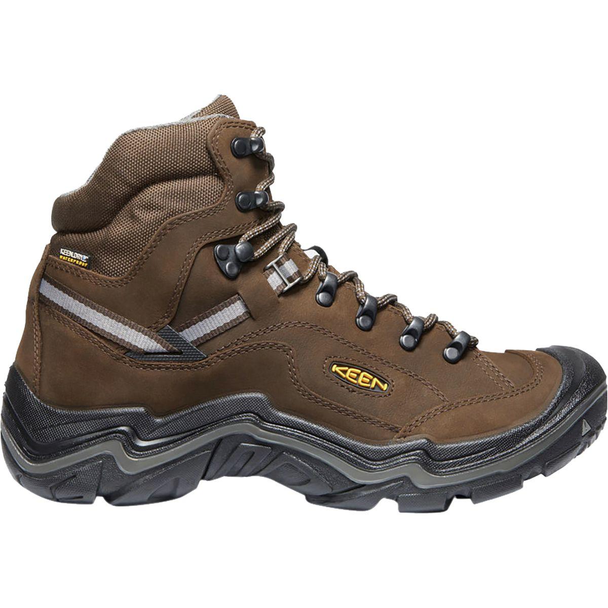 photo: Keen Durand II Waterproof hiking boot