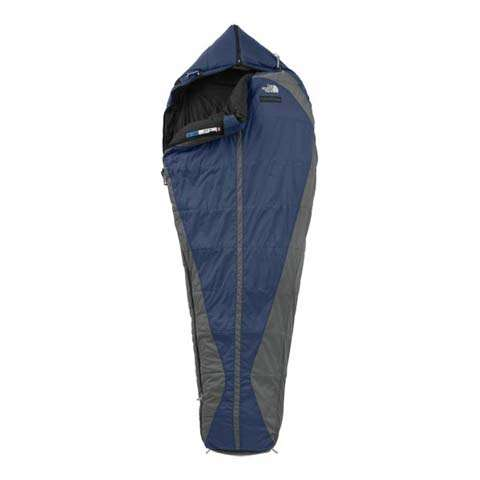 photo: The North Face Blaze 20 3-season synthetic sleeping bag