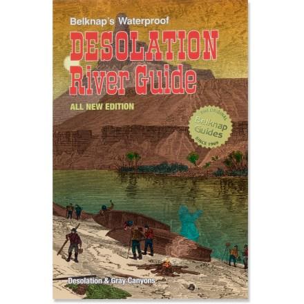 Westwater Books Belknap's Waterproof Desolation River Guide
