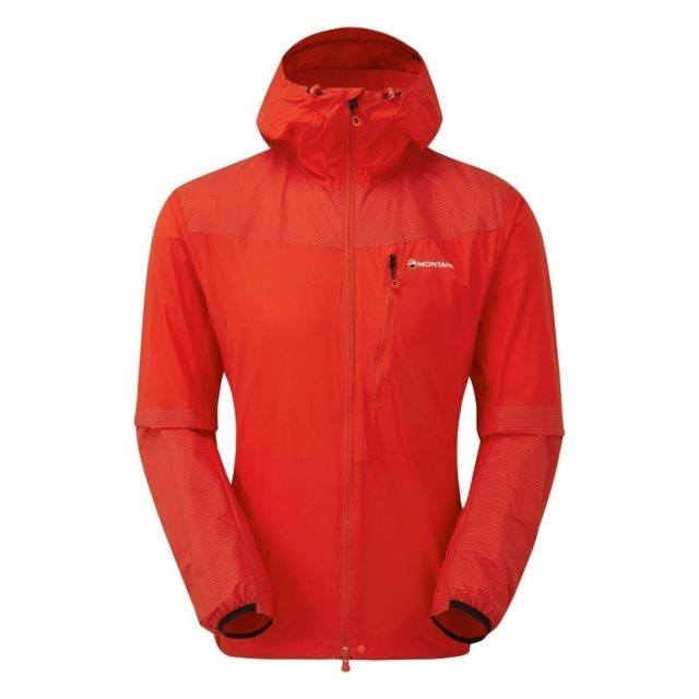 photo: Montane Men's Lite-Speed Jacket wind shirt