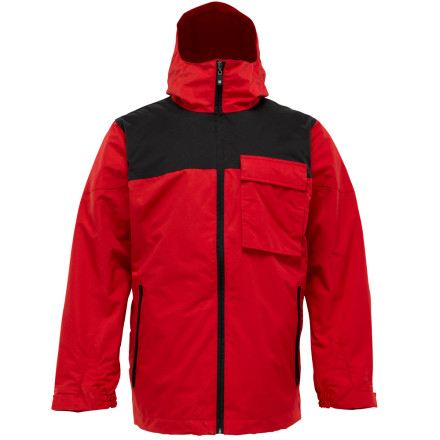 photo: Burton Revolver System Jacket component (3-in-1) jacket