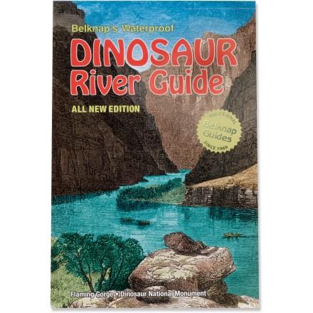 Westwater Books Belknap's Waterproof Dinosaur River Guide