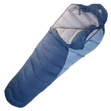 photo: Kelty Forecast 20º 3-season synthetic sleeping bag