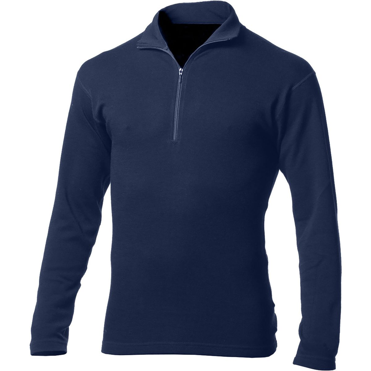 Minus33 Isolation Midweight Merino Zip-Neck