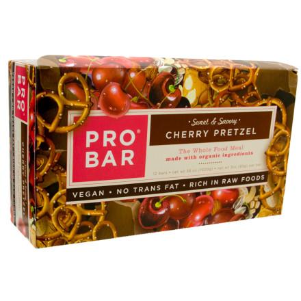 photo: ProBar Cherry Pretzel Sweet and Savory Bar bar