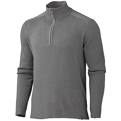 photo: Marmot Cern 1/2 Zip long sleeve performance top