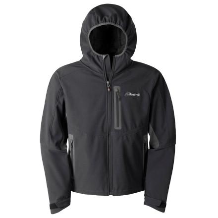 photo: Cloudveil FirsTurn Jacket soft shell jacket
