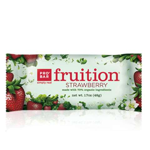 photo: ProBar Fruition Strawberry bar