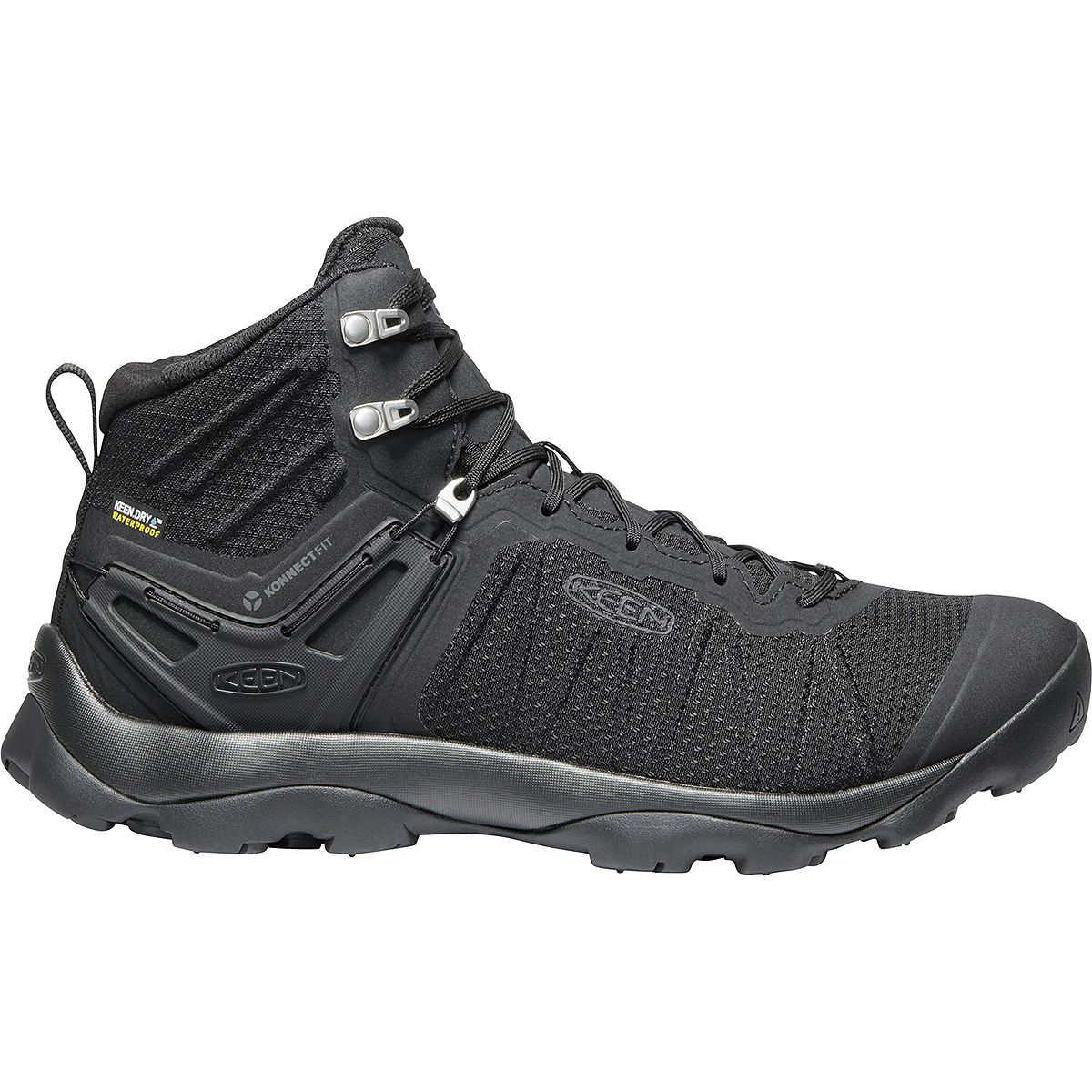photo: Keen Venture Mid WP hiking boot