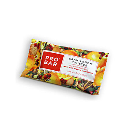ProBar Cran-Lemon Twister Bar