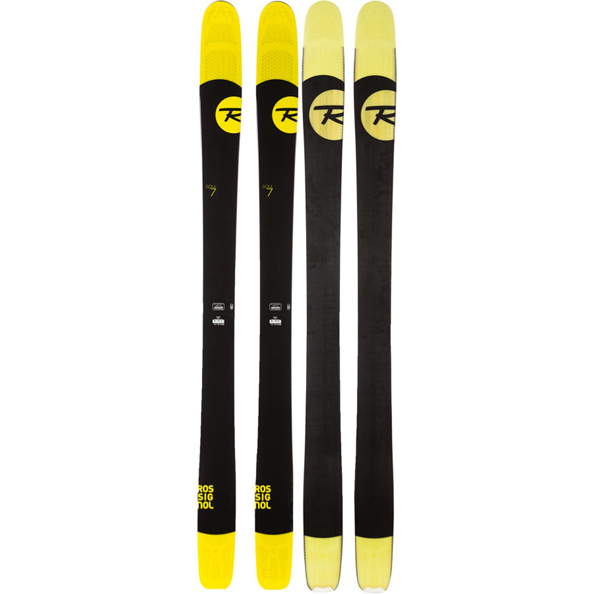 photo: Rossignol SOUL 7 alpine touring/telemark ski