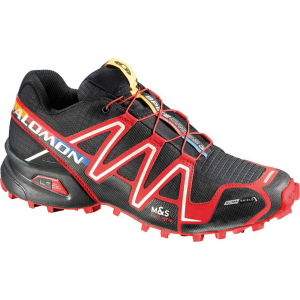 photo: Salomon Sprikecross 3 CS trail running shoe