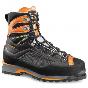 photo: Scarpa Rebel Pro GTX mountaineering boot