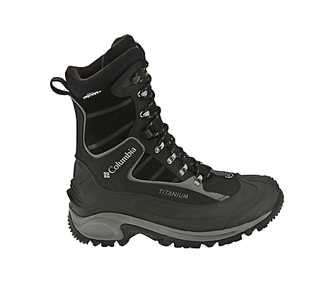 photo: Columbia Titanium Bugaboot XTM Omni-Tech winter boot